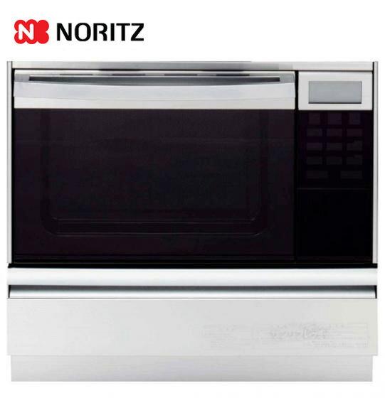 ノーリツ コンビネーションレンジ NDR418ESTK ガスオーブン ビルトイン ステンレス