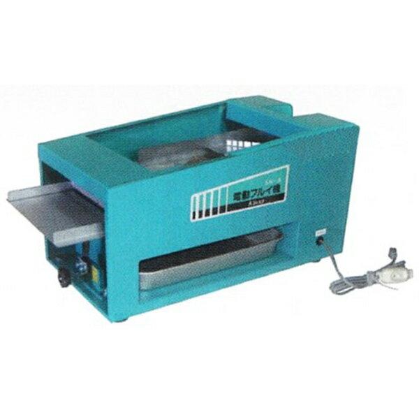 国光社 電動粉ふるい機 SN-R型 1段網 米 300×610×280 オK【代引不可】