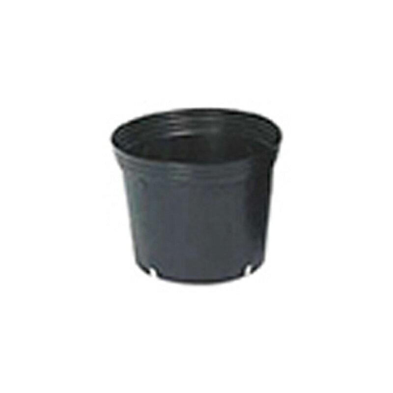 安心 【2000個】 21cm 黒 TO 浅鉢安定型ポット ( UAタイプ ) ポリポット 東海化成 タ種 【代引不可】