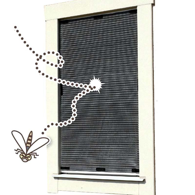 【10本】 防虫網戸カバー 93×120cm グレー BA-9312 UVカット 遮熱 窓 ワタナベ工業 金T【代引不可】