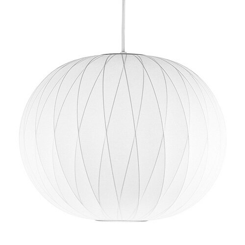 【送料無料】【米国・MODERNICA社正規品】  George Nelson Bubble Lamp Pendant Ball Crisscross ジョージネルソン バブルランプ ペンダント クリスクロス・ボール (Mサイズ)  モダニカ ハーマンミラー ミッドセンチュリー【smtb-F】 (-)(通販/楽天)