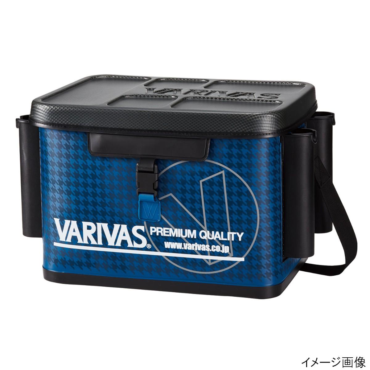 モーリス バリバス タックルバッグ 40cm(ロッドスタンド付き) VABA-39 ブルー