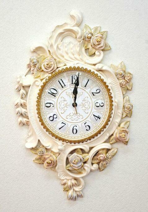 ロココクイーン時計