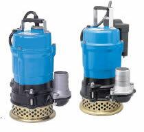 ツルミ 土木工事用 水中ポンプ HSE型HSE2.4S(100V) 50Hz ツルミポンプ 鶴見製作所