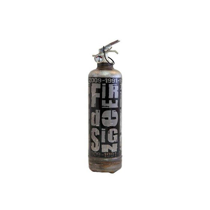 Extinguisher ファイアデザイン/グレー