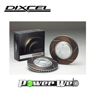 [1154862] DIXCEL HS ブレーキローター リヤ用 メルセデスベンツ W246 246242 12/04~ B180 SPORTS