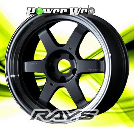 [ホイール1本(単品)] RAYS / VOLK RACING TE37V MARK-II (MF) 18インチ×10.5J PCD:114.3 穴数:5 インセット:-40
