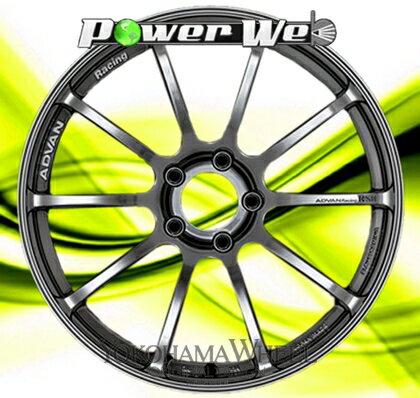 [ホイール1本(��)] YOKOHAMA WHEEL / ADVAN Racing RSII (HB) 18イン�×8.0J PCD:112 穴数:5 インセット:50
