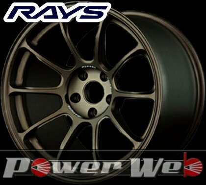 RAYS(レイズ) VOLK RACING ZE40 (ボルクレーシング ZE40) 18インチ 8.0J PCD:100 穴数:5 inset:45 カラー:ブロンズ [ホイール1本単位]M