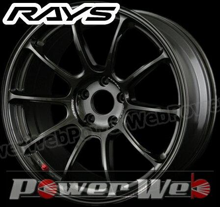 RAYS(レイズ) VOLK RACING ZE40 (ボルクレーシング ZE40) 18インチ 9.0J PCD:114.3 穴数:5 inset:25 カラー:ダイヤモンドダークガンメタ [ホイール1本単位]M