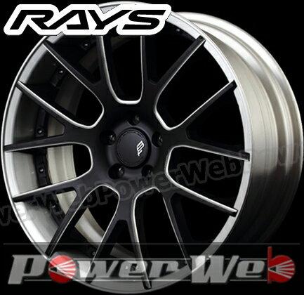 RAYS(レイズ) BLACK FLEET V827C (ブラック フリート V827C) 20インチ 9.5J PCD:114.3 穴数:5 inset:42 FACE-2 カラー:マットブラックサイドマシニング [ホイール1本単位]M