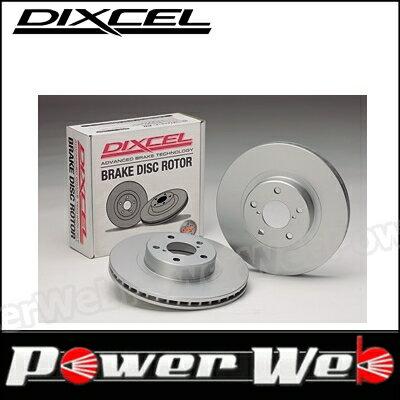 DIXCEL (ディクセル) リア ブレーキローター PD 3358080 アスコットイノーバ CC4 92/3~96/12