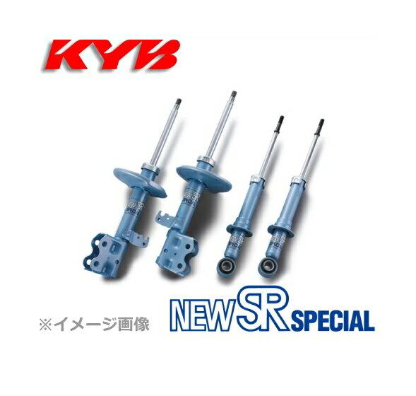 KYB (カヤバ) NEW SR SPECIAL 1台分セット フロント品番:NST5157R/NST5157L*各1本,リア品番:NSF2021*2本 ニッサン セレナ KBC23 1997/01~