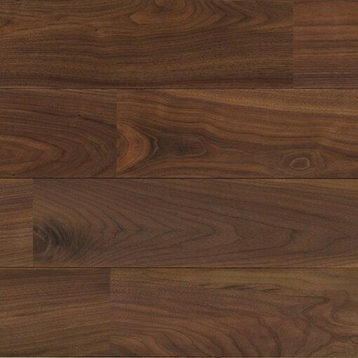 【送料無料】ブラックウォールナット12 スタンダード ウレタン塗装 無垢フローリング<床材・床板・フローリング>