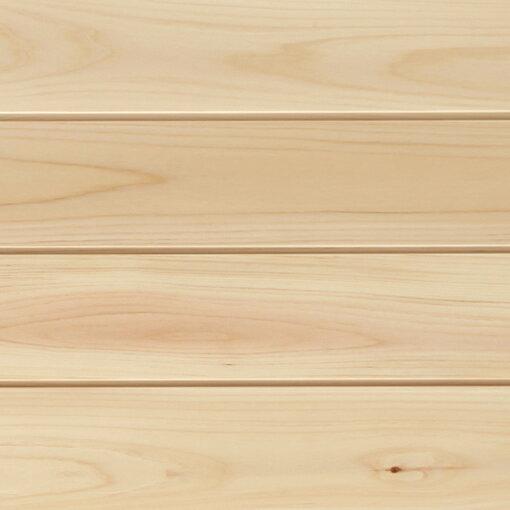 【送料無料】東濃桧 95mm巾 無地上小 無塗装 羽目板<無垢羽目板>
