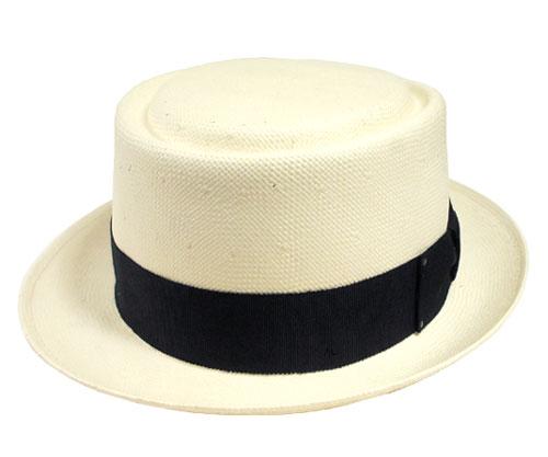 ベイリー Bailey Larkin ラーキン NATURAL ナチュラル 176-154001 63128BH 帽子 ハット ストロー ポークパイ カンカン帽 紳士 婦人 メンズ レディース 送料無料
