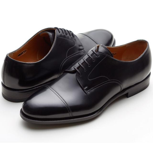 本物関税保証 NEWYORKER(ニューヨーカー) NY303 メンズ フォーマル ブラック ビジネスシューズ NEWYORKER FOOTWEAR 紳士靴