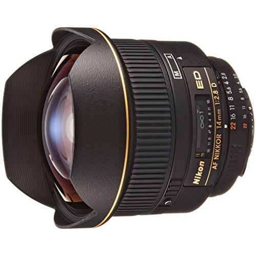 【中古】【1年保証】【美品】 Nikon 単焦点レンズ Ai AF ED 14mm F2.8D