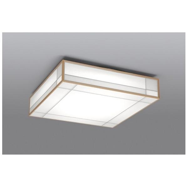 【送料無料】日立 LEC-CH801CJ [和風LEDシーリングライト(~8畳/調光・調色) リモコン付き スクエアタイプ]
