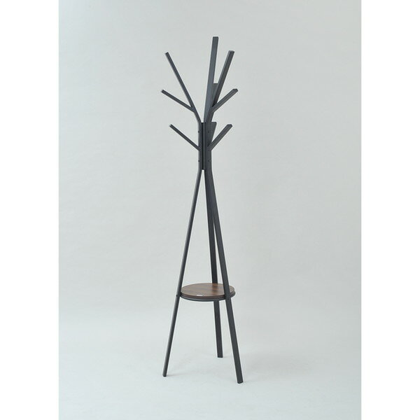 【送料無料】JKプラン RT-006-BK Re・conte Rita series Pole Hanger [ハンガーポール]【同梱配送不可】【代引き不可】【沖縄・離島配送不可】