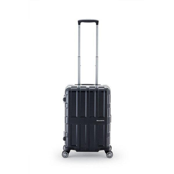【送料無料】アジア・ラゲージ ALI-1521 ブラック マックスボックス [スーツケース (36L/1~3泊)]