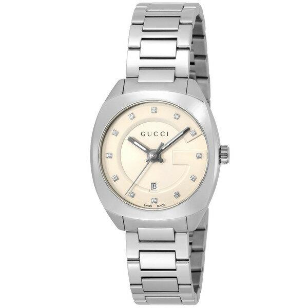 【送料無料】GUCCI(グッチ) YA142504 GG2570シリーズ [クォーツ腕時計 (メンズ)]