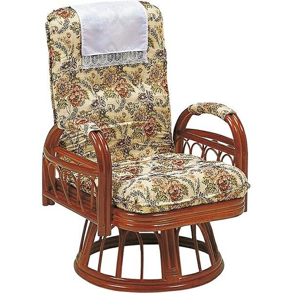 【ギア回転座椅子 RZ-923】[返品・交換・キャンセル不可]