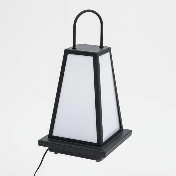 【送料無料】LED 京行灯 58285***/お店を幻想的に演出する和風LED行灯♪