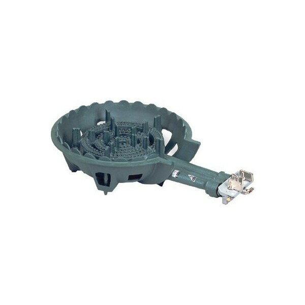 タチバナ 鋳物ガスコンロ 三重コンロ バーナーのみ TS-330 LPガス(プロパン)仕様