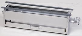 新品 税込 送料込 ガス串焼器 業務用 TG-239 LPガス(プロパン)仕様 焼鳥コンロ(2本バーナー)