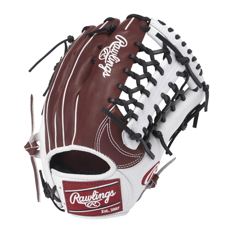 Rawlings(ローリングス) 一般軟式グラブ HOHカラーシンクパッチJapan Limited Order Quality オールラウンド用 右投げ用 (SH/W)GR7FHHS8