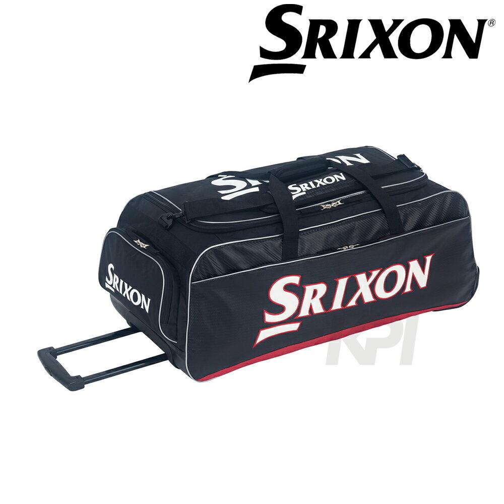 「2017新製品」SRIXON(スリクソン)「PRO LINE キャスターバッグ(ラケット収納可)SPC-2780」テニスバッグ【prospo】