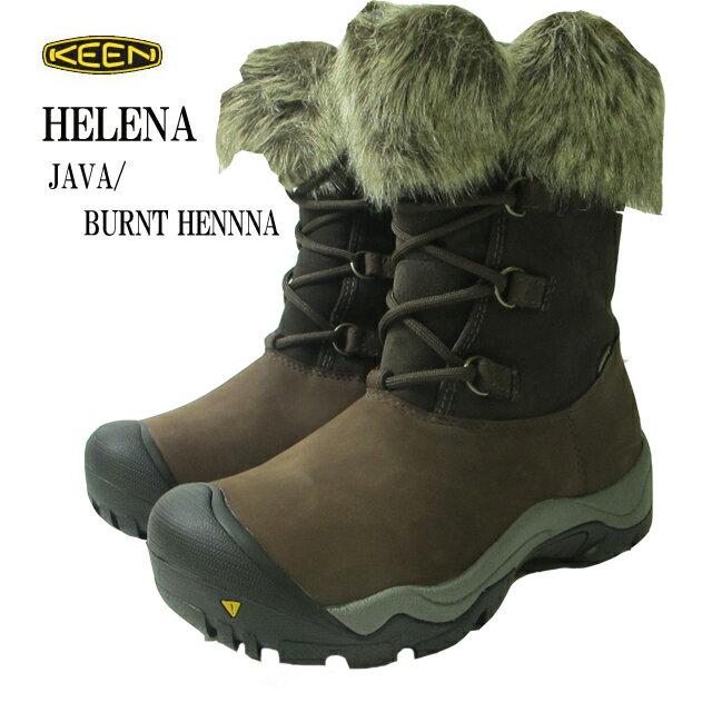 KEEN(キーン)HELENA JAVA/BURNT HENNA レデーィス 52026-JVBH keen ブーツ レディース【ポイント対象外】【ネコポス不可】