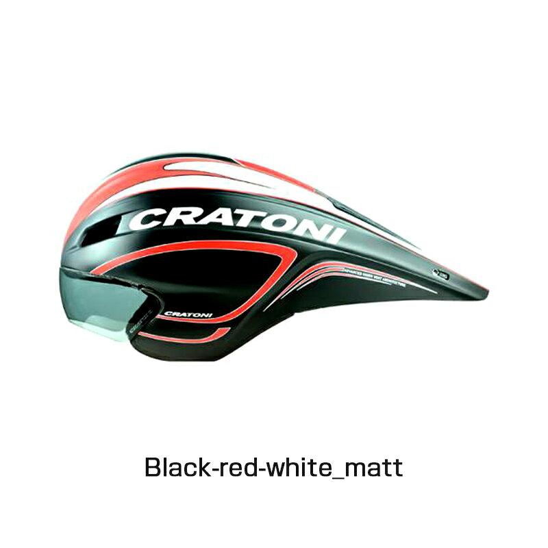 2017年モデルCRATONI(クラトーニ) C-PACE[TT・トライアスロン/エアロヘルメット]