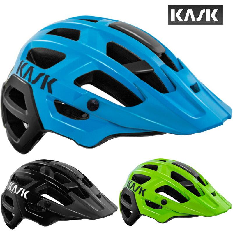 KASK(カスク) 2017年モデル REX (レックス)[ロード・MTB][バイザー付き][ヘルメット]