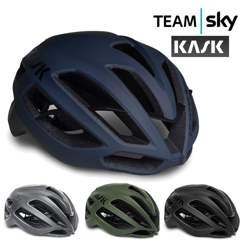 KASK(カスク) 2017年モデル PROTONE (プロトーネ) BLACK MATT [TT・トライアスロン/エアロヘルメット]