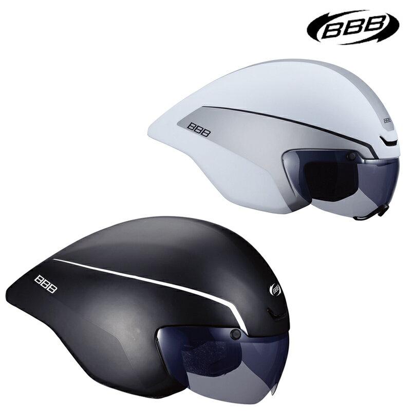 BBB(ビービービー) AEROTOP(エアロトップ)[TT・トライアスロン/エアロヘルメット]