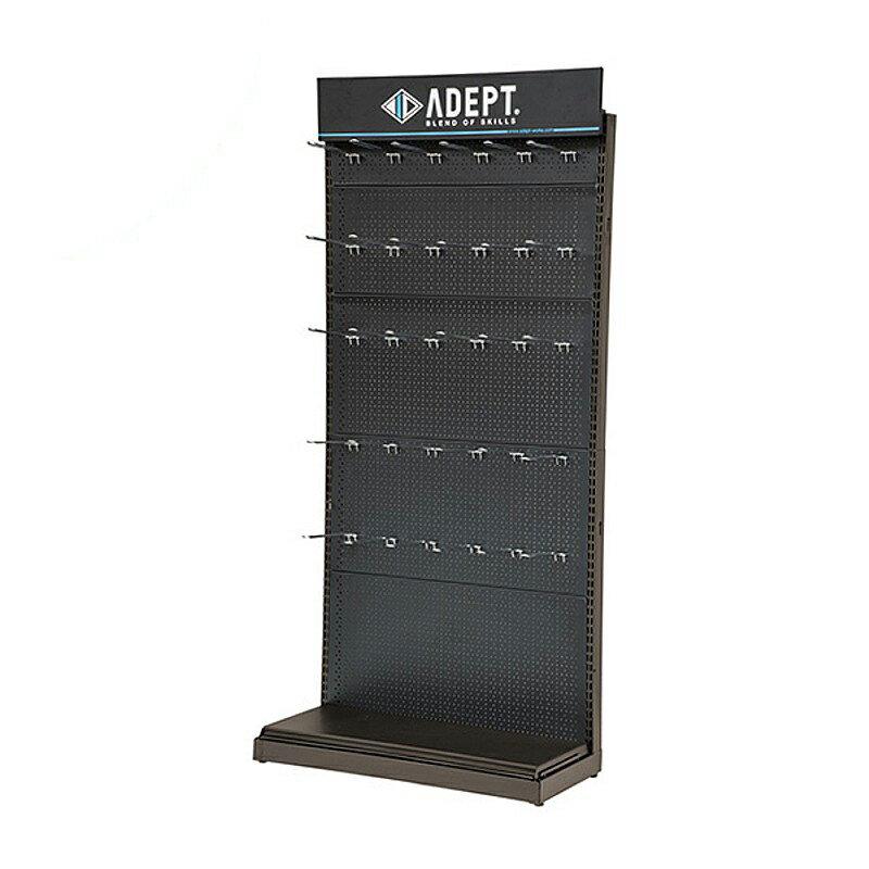 ADEPT(アデプト) ショップ ディスプレイスタンド[タワー型][ディスプレイスタンド]