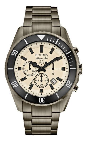 【送料無料】国内正規品 BULOVA[ブローバ]Marine Star 〔マリンスター〕メンズ腕時計 98B205【RCP】【02P05Sep15】