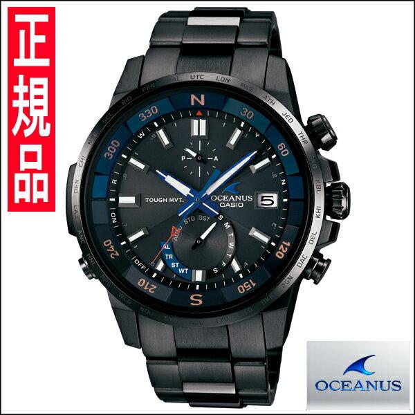 【送料無料】カシオ OCEANUS(オシアナス)CACHALOT (カシャロ)メンズ腕時計 OCW-P1000B-1AJF【新品】【RCP】【02P01May16】