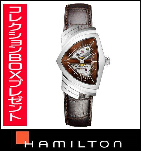国内正規品【送料無料・あす楽】 HAMILTON ハミルトン ベンチュラ  メンズ腕時計 H24515591 【新品】【RCP】【P08Apr16】
