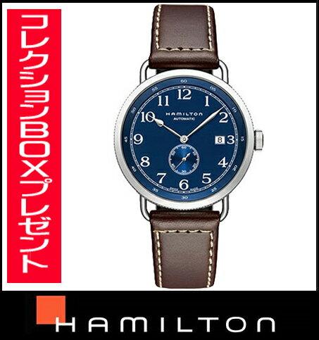 国内正規品【送料無料】 HAMILTON ハミルトン カーキ ネイビーパイオニア メンズ腕時計  H78455543 【新品】【RCP】【P08Apr16】