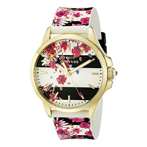【送料無料】 国内正規品 Juicy Couture ジューシー クチュール Jetsetter レディース腕時計 1901242【新品】【RCP】【02P12Oct14】