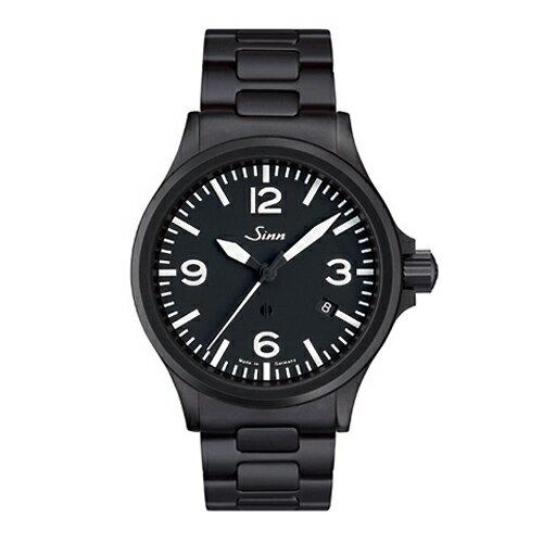 国内正����料無料・��楽】 Sinn ジン Instrument Watches 856 メンズ腕時計 856.B.S �新�】�RCP】�P08Apr16】