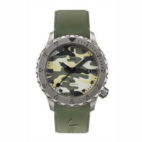 国内正����料無料・��楽】 Sinn ジン Diving Watches U1 メンズ腕時計 U1.Camouflage�新�】�RCP】�P08Apr16】