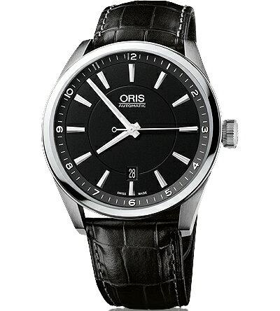 【送料無料】ORIS [ オリス ] カルチャー アーティックス デイト 自動巻腕時計 Ref.733 7642 40 54 D【新品】【RCP】【02P01May16】
