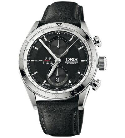 【送料無料】ORIS [ オリス ]モータースポーツアーティックス GT クロノグラフ自動巻腕時計 674 7661 41 74D【新品】【RCP】【02P01May16】