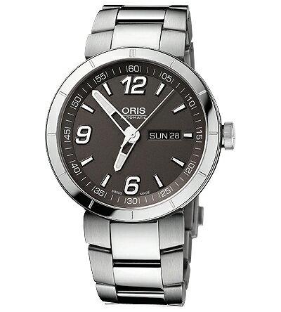 【送料無料】ORIS [ オリス ]モータースポーツTT1 デイデイト自動巻腕時計735 7651 41 63M【新品】【RCP】【02P01May16】
