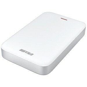 バッファロー ポータブルHDD [USB3.1・1TB] ミニステーション HD-PATU3-Cシリーズ HD-PA1.0TU3-C(送料無料)