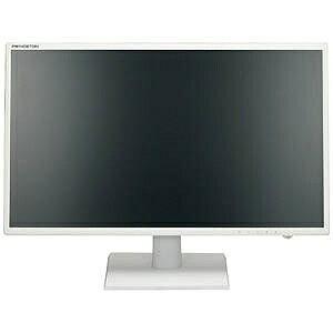 プリンストンテクノロジー 21.5型 広視野角パネル採用 白色LEDバックライト ワイドカラー液晶ディスプレイ PTFWLT‐22W(送料無料)